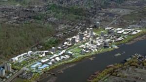 River District Neighbourhood Energy Utility